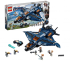 LEGO 76126 Marvel Super Heroes Ultimativer Avengers-Quinjet für 94,89€ statt PVG Idealo 109,99€ @alternate