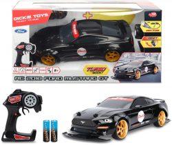 Saturn: DICKIE TOYS RC Drift Ford Mustang R/C Fahrzeug für nur 27,98 Euro statt 44,26 Euro bei Idealo