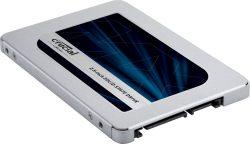 Saturn und Mediamarkt: CRUCIAL MX500 1 TB SSD für nur 88 Euro statt 99,90 Euro bei Idealo