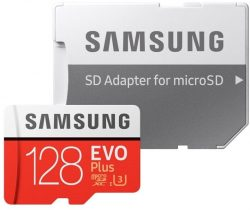 Saturn und Mediamarkt: Samsung microSDXC EVO Plus (2020) 128GB Speicherkarte für nur 13,99 Euro statt 20,33 Euro bei Idealo