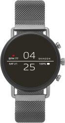 Skagen Falster 2 Smartwatch SKT5105 Milanaise grau für nur 99 Euro statt 233,71 Euro bei Idealo @Skagen.com
