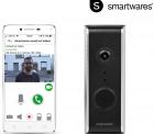 Smartwares WLAN-Videotürklingel DIC-23112 für 45,90 € (112,50 € Idealo) @iBOOD