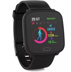 SWISSTONE SW 610 HR iOS und Android Smartwatch für 27,99 € (48,82 € Idealo) @Saturn/Media-Markt