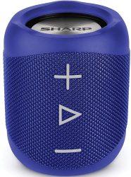 Amazon: Sharp GX-BT180 Stereo-Bluetooth-Lautsprecher für nur 25,39 Euro statt 46,04 Euro bei Idealo