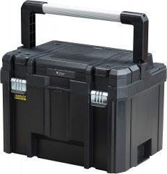 Amazon: Stanley FMST1-75796 FatMax Pro-Stack Werkzeugbox für nur 30,93 Euro statt 53,09 Euro bei Idealo
