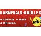 Bild: Allnet Flat 3/4/5/10GB inc. Bild+ ab 6,66€ monatl. kündbar