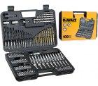 DeWALT DT0109 Bit- & Bohrer-Set 109-teilig für 25,90 € (33,89 € Idealo) @iBOOD