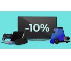 Ebay: 10% Rabatt auf Elektronik Top-Kategorien mit Gutschein ohne MBW