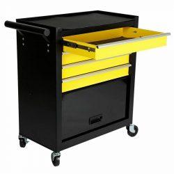 Ebay: Güde GW4.1 Werkstattwagen mit 4 x Schubladen und 1x großes Ablagefach für nur 98,20 Euro statt 115,94 Euro bei Idealo