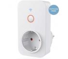 Globus Baumarkt: Hama WiFi-Steckdose Smart Home mit Amazon Alexa, Google Home und App für nur 9,99 Euro statt 17,54 Euro bei Idealo