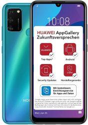 HONOR 9A 6,3 Zoll, 64 + 3GB, 13MP Triple-Kamera, Android 10, Dual-SIM Smartphone für nur 99,90 Euro statt 154,90  Euro bei Idealo