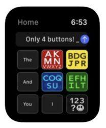 """iOS: für Apple watch: """"Modality Type"""" 0,-€ statt 7,99€"""