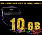 Kostenlos: 10 GB Daten-Extra für Februar [nur für Congstar Kunden!]