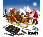 KWB Werkzeug-Adventskalender für 20,90 € (57,99 € Idealo) @iBOOD