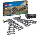 LEGO 60238 City Weichen, 6 Elemente, Erweiterungsset für 13,03€ (PRIME) statt PVG Idealo 17,98€@amazon
