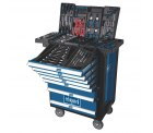 Netto: Scheppach TW1000 Premium Werkstattwagen 263-tlg. mit Gutschein für nur 274,99 Euro statt 399,99 Euro bei Idealo
