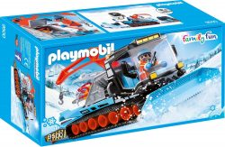 PLAYMOBIL Family Fun 9500 Pistenraupe für 12,00€(PRIME) statt PVG Idealo 21,83€  @amazon