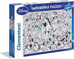 Puzzle – Disney – Dalmatiner – 1.000 Teile für 11,99€statt PVG Idealo 18,70€ @amazon