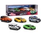 Saturn: DICKIE TOYS 5er-Geschenkset SUV Spielzeugautos für nur 10,98 Euro statt 15,98 Euro bei Idealo