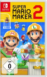 Super Mario Maker 2 – Standard Edition [Nintendo Switch] für 39,99€ statt PVG Idealo 44,94€ @amazon