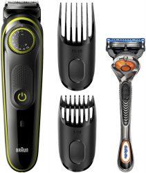 Voelkner: Braun BT3041 Barttrimmer und Haarschneider + Gillette Rasierer für nur 33,94 Euro statt 56,11 Euro bei Idealo