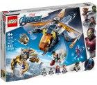 Amazon: LEGO 76144 Super Heroes Marvel Avengers Hulk Helikopter Rettung für nur 46,99 Euro (Vorbestellung) statt 77,90 Euro bei Idealo