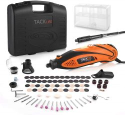 Amazon: Tacklife RTD35ACL Advanced Multifunktionswerkzeug mit 80-teiligen Zubehör mit Gutschein für nur 29,99 Euro statt 59,31 Euro bei Idealo