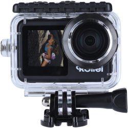 Ebay: Rollei 8S Plus 4K Ultra HD WLAN Actioncam inkl. Unterwasserschutz-Gehäuse und Fernbedienung für nur 86 Euro statt 103,99 Euro bei Idealo