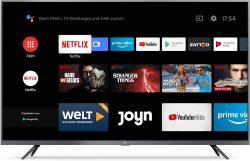 Ebay: Xiaomi Mi Smart TV 4S 43 Zoll 4K Ultra HD, Triple Tuner, Android TV 9.0 Smart TV mit Gutschein für nur 280,49 Euro statt 357,87 Euro bei Idealo