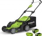 Greenworks Akku-Rasenmäher für 299,99€ statt PVG Idealo 558,18€ @amazon