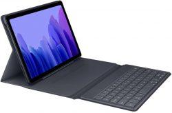 Mediamarkt: SAMSUNG TAB A7 Wi-Fi, Tablet, 32 GB, 10,4 Zoll + SAMSUNG Book Cover Keyboard für nur 194 Euro statt 246,62 Euro bei Idealo