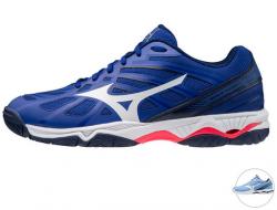 Mizuno Wave Hurricane 3 Herren und Damen Sneaker für 35,90 € (74,00 € Idealo) @iBOOD