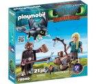Playmobil 70040 – Hicks und Astrid mit Babydrachen für 6,83€(PRIME) statt PVG Idealo 15,24€@amazon