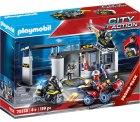 Playmobil City Action 70338 – Große Mitnehm-SEK-Zentrale für 30€statt PVG Idealo 41,02€ @amazon