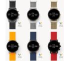 Skagen Falster 2 Smartwatch mit verschiedenen Armbändern für nur 79 Euro statt 185,08 Euro bei Idealo