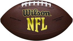 Wilson American Football NFL DUKE REPLICA für 14,56€(PRIME) statt PVG Idealo 24,95€ @amazon