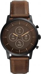 Amazon: Fossil Herren Hybrid Smartwatch Collider HR für nur 139 Euro statt 198,49 Euro bei Idealo