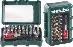 Amazon: Metabo Bit-Box SP 32-teilig inkl. Stecknussadapter + Schnellwechselbithalter für nur 8,17 Euro statt 10,24 Euro bei Idealo