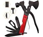 Amazon: Rose Kuli 18-in-1 Survival Kit Multifunktions-Werkzeug mit Gutschein für nur 13,28 Euro statt 18,98 Euro