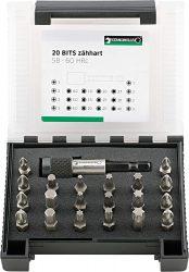 Amazon: Stahlwille Bit-Box 1204/21-1 21-tlg. mit Schnellwechsel-Bithalter für nur 19,32 Euro statt 23,70 Euro bei Idealo