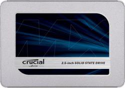 Amazon und Media Markt: Crucial MX500 2.5 Zoll 1TB SSD für nur 79 Euro statt 96,03 Euro bei Idealo