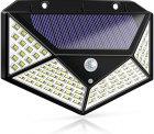 Amazon: Vimite 100 LED Outdoor Solarlampe mit Bewegungsmelder mit Gutschein für nur 8,49 Euro statt 16,99 Euro