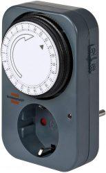 Brennenstuhl Zeitschaltuhr MZ 20, mechanische Timer-Steckdose für 3,06€ (PRIME) statt PVG laut Idealo 3,79€ @amazon