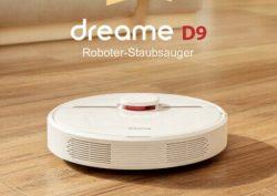 Dreame D9 Saugroboter Staubsauger für 223€ statt PVG Idealo 265,82€ @ebay