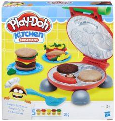 Hasbro Play-Doh Burger Party für 7,99€statt PVG Idealo 12,15€ @amazon