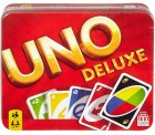Mattel Games K0888 UNO Deluxe Kartenspiel für 9,90€ (PRIME) PVG  laut Idealo 18,45€ @amazon