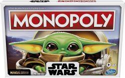 Monopoly: Englische Version: Star Wars Das Brettspiel der Child Edition für 11,75€ (PRIME) statt PVG laut Idealo 26,01€ @amazon