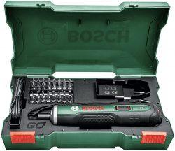 Neckermann: Bosch PushDrive 3,6 Volt Akkuschrauber inkl. 32 Bits und Micro-USB-Lader für nur 37,94 Euro statt 48,39 Euro bei Idealo