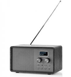 Nedis DAB + Radio RDDB5110BK für 32,90 € ( 43,40 € Idealo) @iBOOD