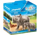 [Prime Deal] PLAYMOBIL 70357 Nashorn mit Baby für 7,79€ statt PVG  laut Idealo 11,79€ @amazon